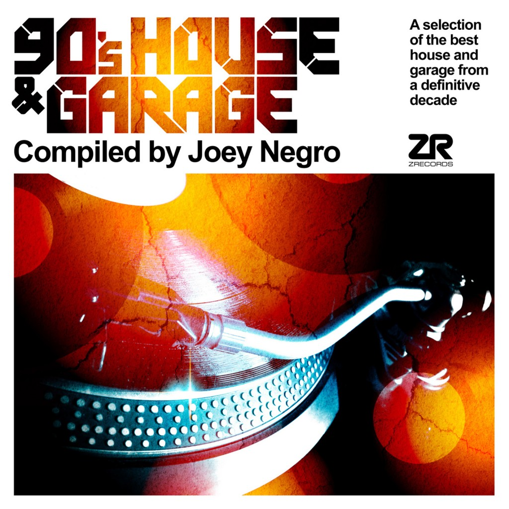 Mange disque 90 39 s house garage compiled by joey negro for 90s vocal house